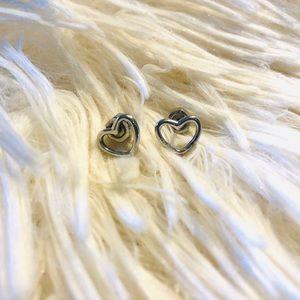 MARC By Marc Jacobs Heart Stud earrings